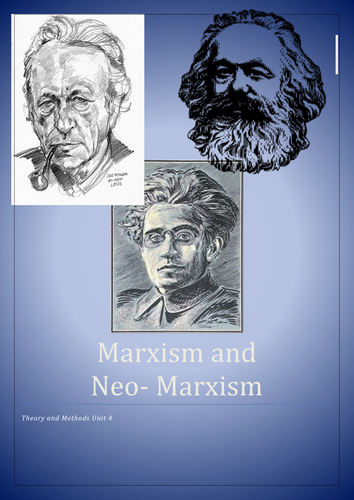 Marxist Theory Booklet