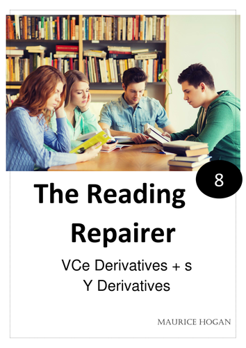 The Reading Repairer, 8. VCe and Y Derivatives.