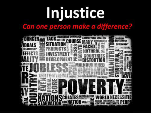 Injustice Assembly - Maya Angelou