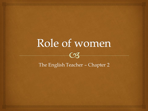 The English Teacher by R.K.Narayan - Chapter 2