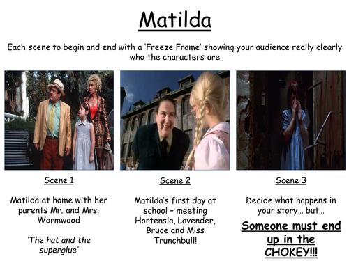 Matilda SOW