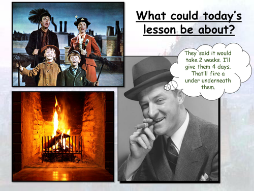 Chimney Sweeps in the Industrial Revolution