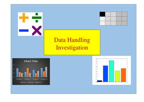 Data Handling Investigation