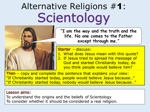 Introduction to Scientology - Outstanding Lesson