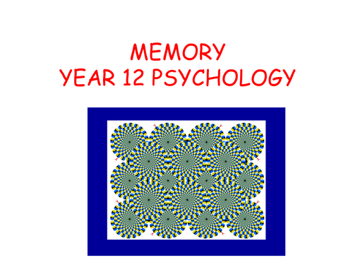 STM - Introduction and Duration of STM Short Term Memory