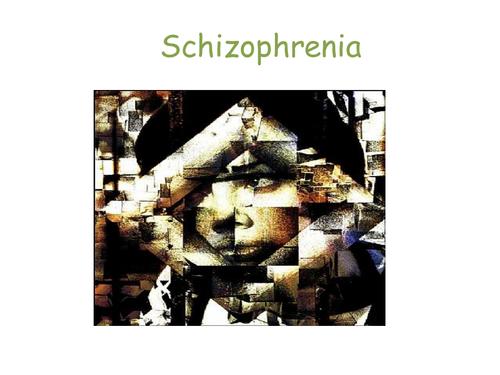 Schizophrenia - Intro