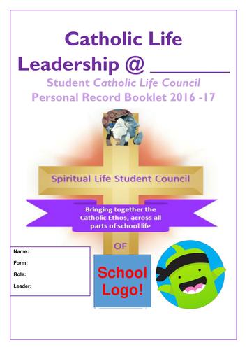 Catholic Life Leadership Booklet! 2017