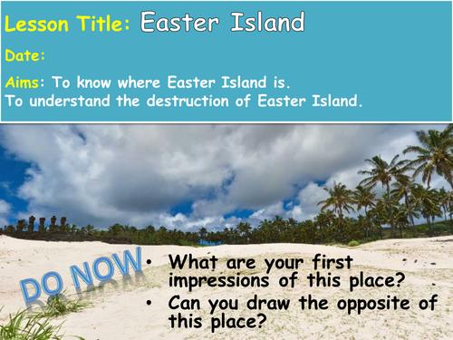 Easter Island - Fantastic Places