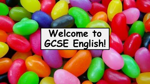 An Introduction to GCSE