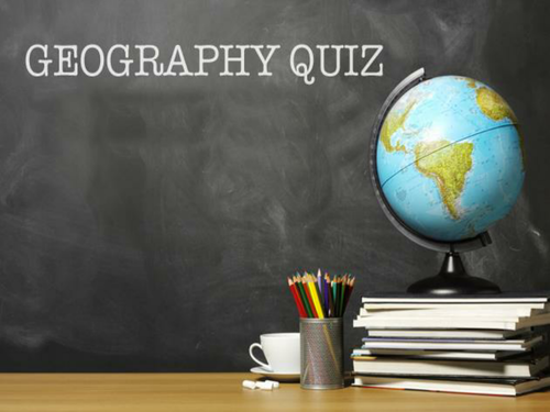 UK and Europe Geography Atlas Quiz