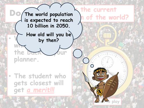 Africa Population