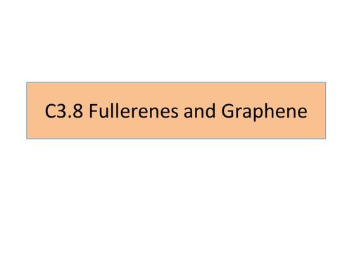 C3 7 Fullerenes and Graphene