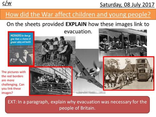 Evacuation in Britain