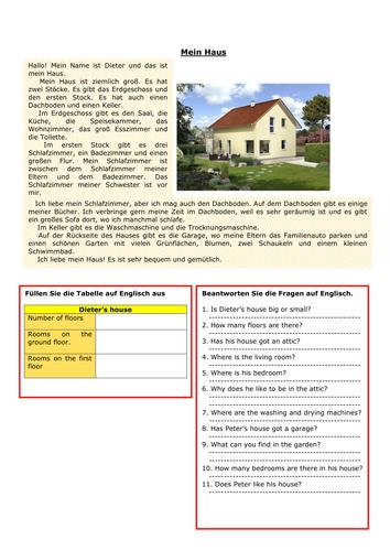 AQA Stimmt GCSE German (Higher) - Kapitel 4 - Willkommen bei mir - Page 69
