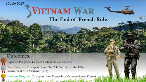 The Vietnam War: End of French Rule.
