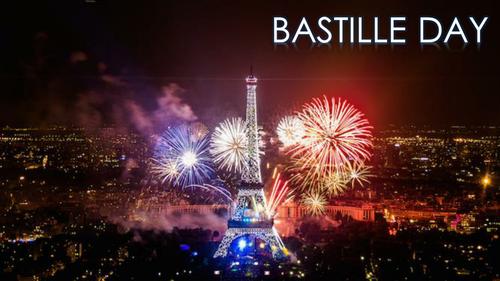 Bastille Day Lesson