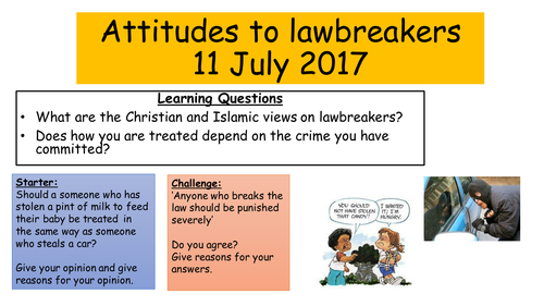 Crime and punishment primary homework help