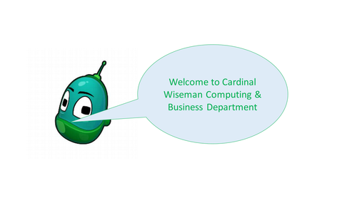Year 7 Computing Induction Activity