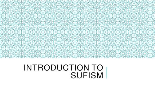 Theme 4 Religious Practices Sufism (E)