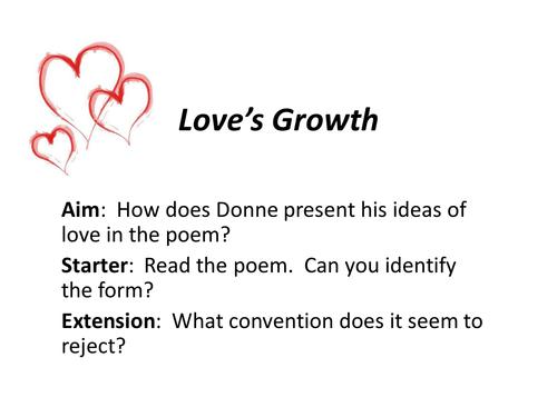 John Donne Love Poems 2