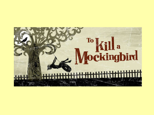 To Kill a Mockingbird Trial activity