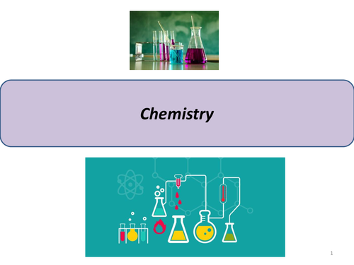 iGCSE combined science (chemistry presentations)