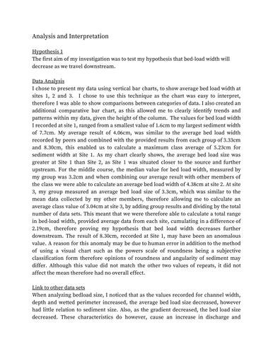 Edexcel gcse geography a coursework cover letter nursing supervisor position