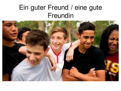 Freundschaft / Friendship / Relationships