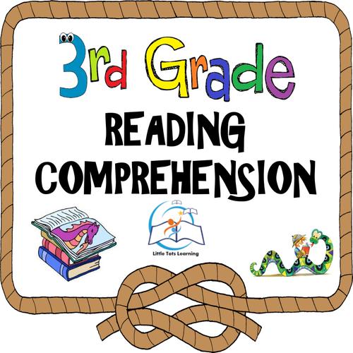 3rd Grade Reading Comprehension Passages | 3rd Grade ...
