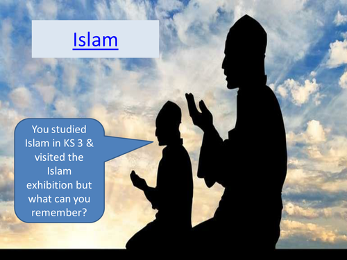 Edexcel GCSE B - Islam; Sunni/Shia, 6 beliefs &  'Usul ad-Din