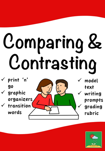 Compare & Contrast Writing