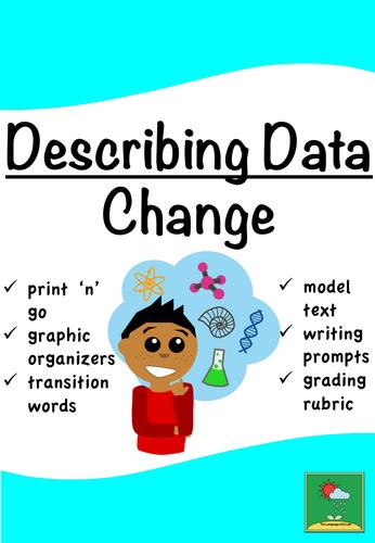Describing Data: Change