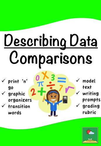 Describing Data: Making Comparisons