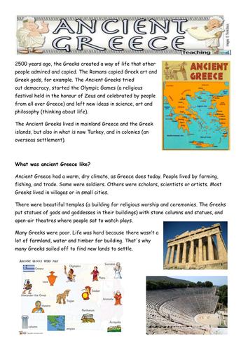 Myths and Legends Scheme of Work | KS2/3