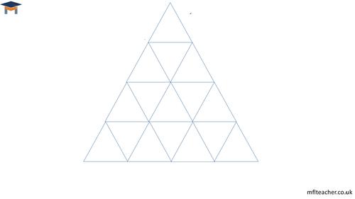 Tarsia puzzle template