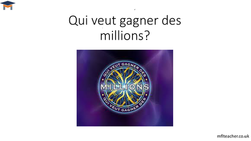 Who Wants To Be A Millionaire Template By Kemple88 Teaching