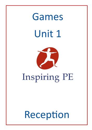 EYFS games 18 lesson plans