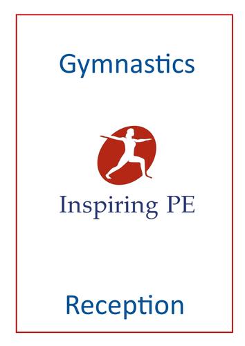 EYFS gymnastics 12 lesson plans