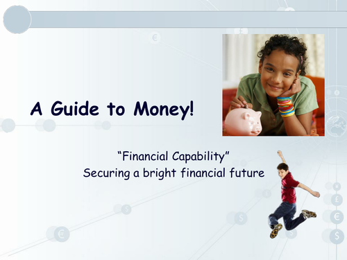 Financial education - Personal finance, debt, savings