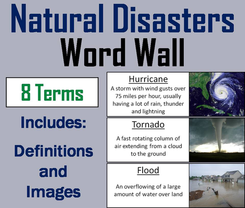 natural disaster in 500 words Do you need help with your essay on natural disasters the texas hurricane harvey may be a disaster that is recent but it far from the.