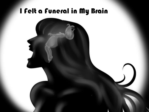 I Felt A Funeral In My Brain - Emily Dickinson