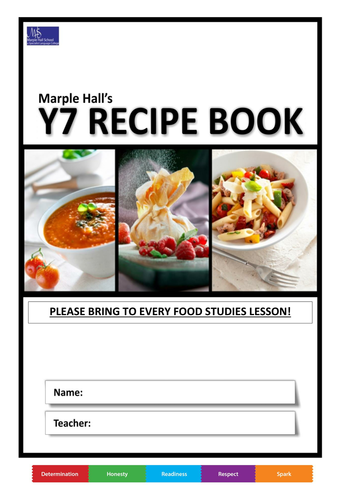 High protein meals mock question gcse food technology preliminary recipe book suitable for ks3 year 7 forumfinder Images