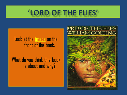 an analysis of the novel lord of the flies by william golding Category: lord flies william golding title: lord of the flies by william golding my account lord of the flies by william golding length: 1025 words (29 double.