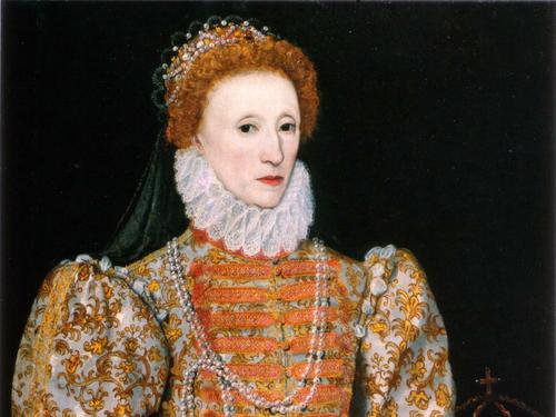 9-1 Edexcel - Elizabeth I: Timeline Display (Home & Abroad) (EDITABLE)