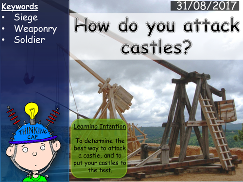 Where to build your castle? Mini project - Lesson (3/3)