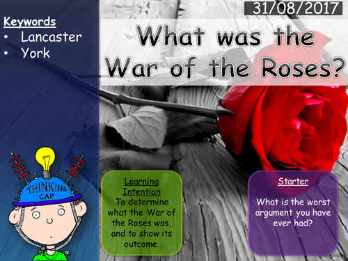 Richard III - What was the War of the Roses?