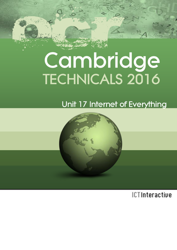ict cambridge tech as unit Cambridge nationals in ict unit 1 (r001) revision notes name: _____ class: _____ issue dec 2013 exam questions at the back of this booklet (other revision.