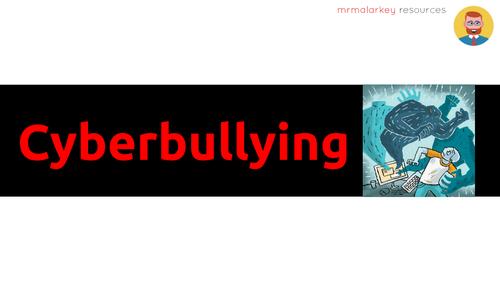 Cyberbullying awareness
