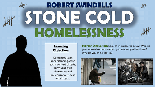 Stone Cold - Homelessness!