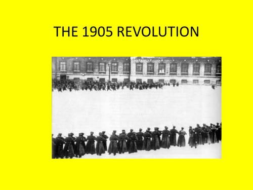 A level History Coursework Booklet on the Russian Revolution